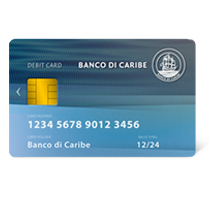BDC Debit Card